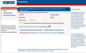 How To Activate/Register Yes Bank Netbanking Online