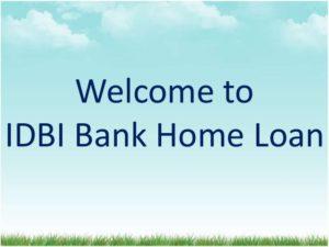 idbi-home-loan