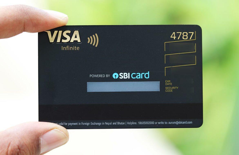 SBI credit card apply